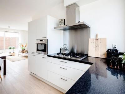 Keuken modelwoning