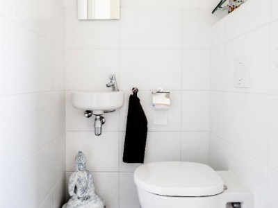wc modelwoning